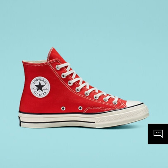 Converse Shoes | Red High Top Converse